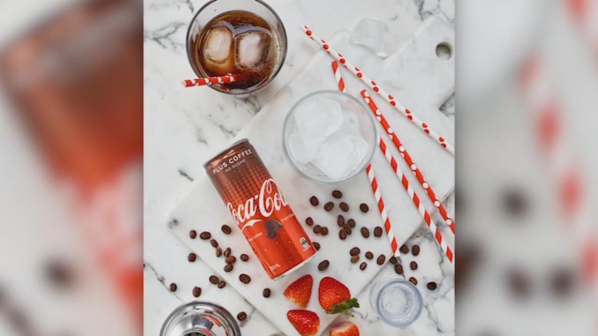 Coke Coffee Again