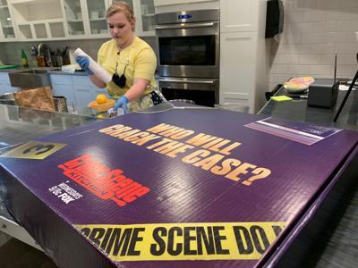 Crime Scene Kitchen KK
