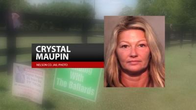 Maupin pleads guilty to stealing signs about missing Bardstown woman