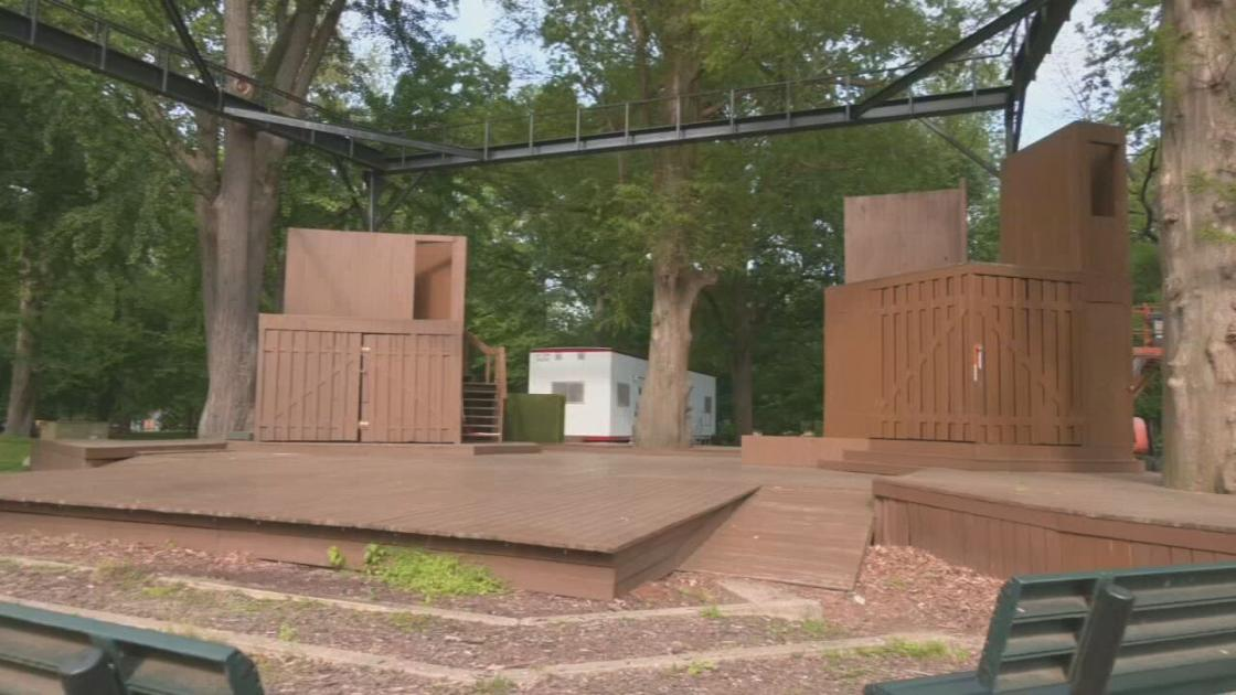 Kentucky Shakespeare Festival kicks off with 'Shakespeare in Love' at Central Park