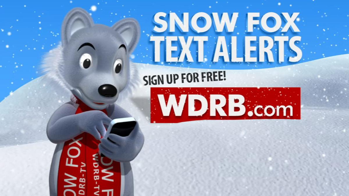 Snow Fox Text Alerts | | wdrb com
