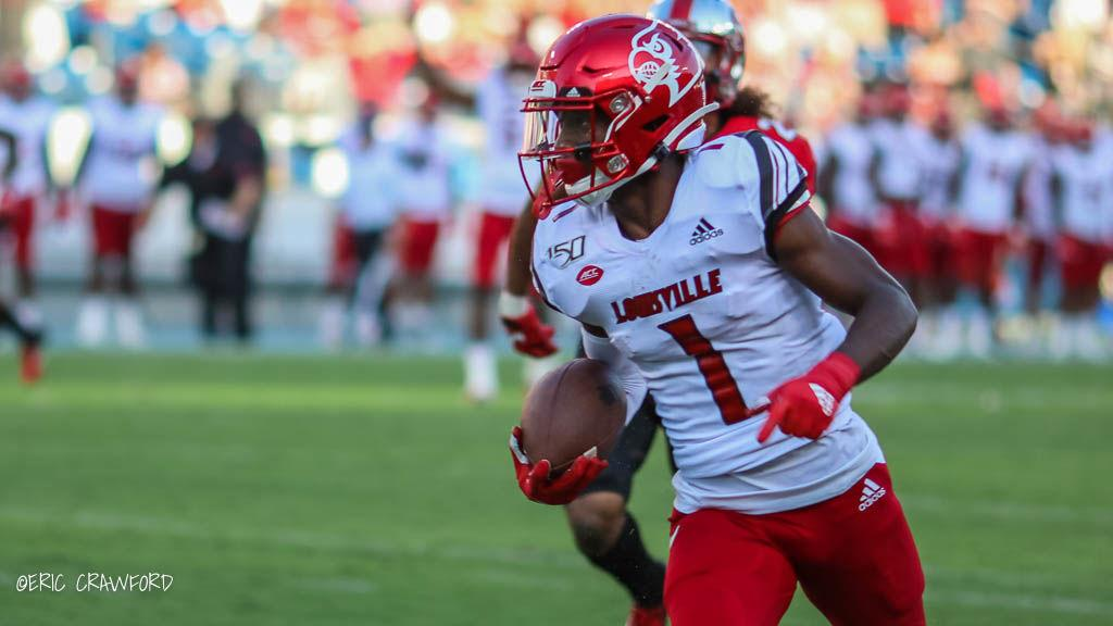 CRAWFORD | All's well with Atwell, Louisville beats WKU 38-21 for 2nd straight win