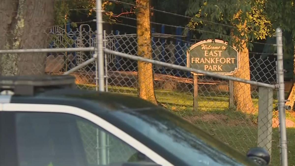 Frankfort Park Shooting - 9-2-19