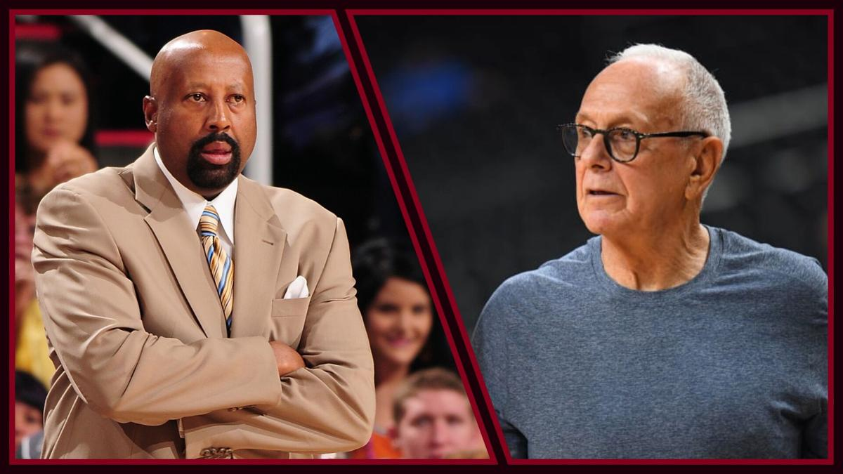 Mike Woodson Larry Brown