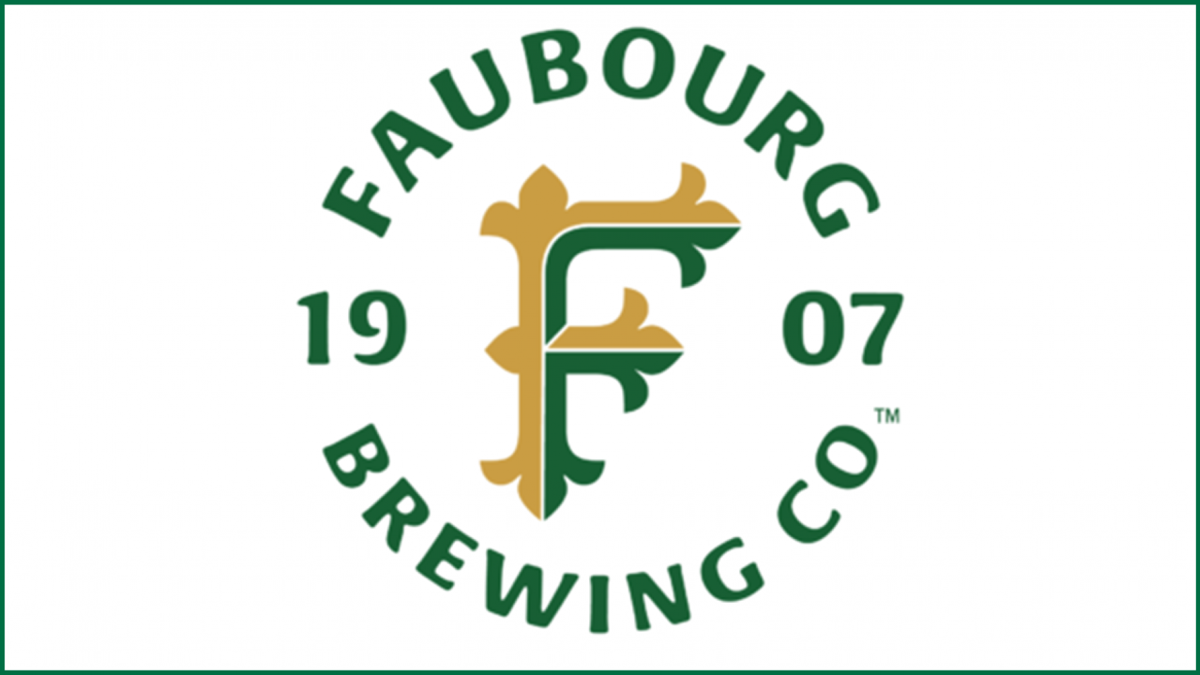 Faubourg Brewing Company Logo