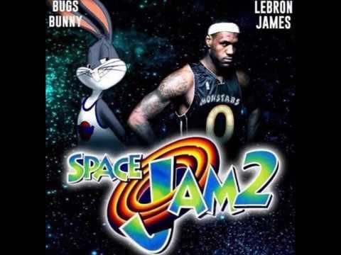 Lebron James Teases Space Jam 2 First Look At The Movie Sequel