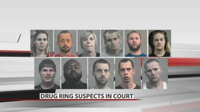 Massive drug ring bust grows with additional suspects