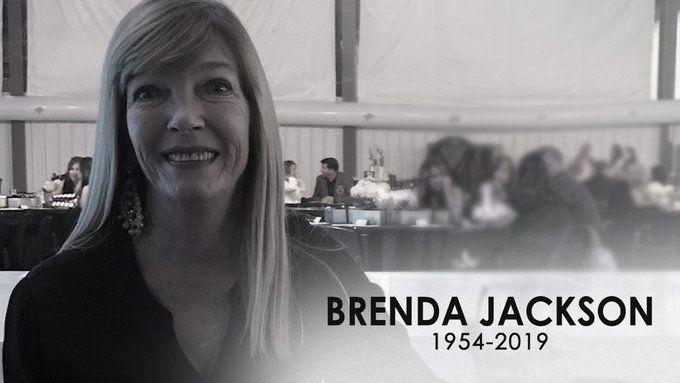 Brenda Jackson Obit Photo