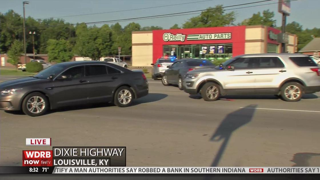 Pedestrian dead after being hit by vehicle on Dixie Highway | Wdrb