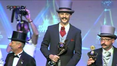 Louisville man named World Champion for his mustache