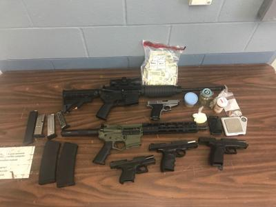 ShotSpotter technology leads LMPD to house with guns, drugs and cash