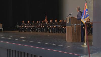 LMPD cuts training time for new officers by 8 weeks