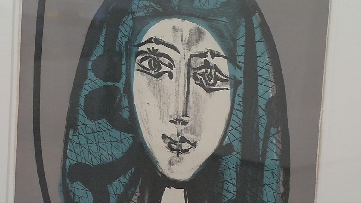 KMAC Picasso exhibit installation 6.jpg