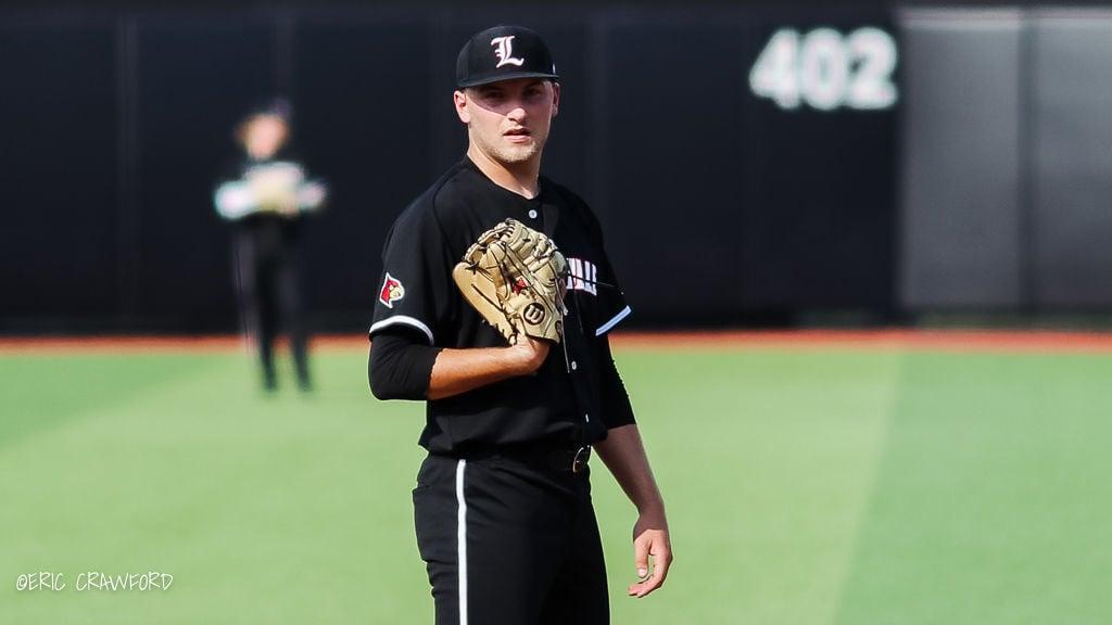 Reid Detmers Louisville pitcher