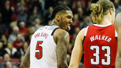 Malik Williams vs. N.C. State