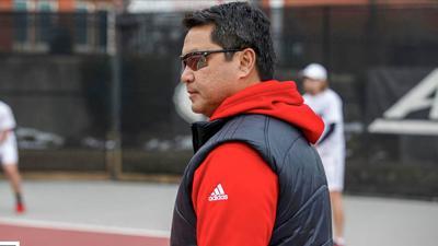 Rex Ecarma, Louisville tennis