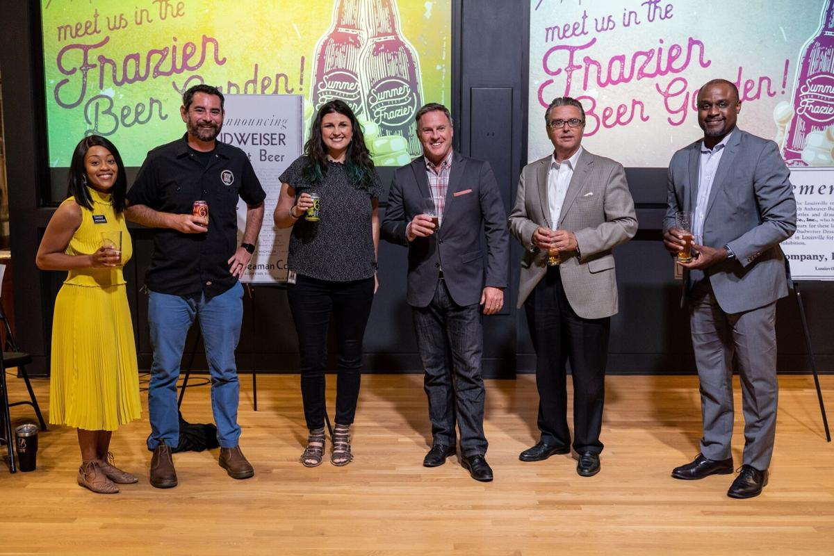 Frazier announces Summer Beer Fest 6/9/2021