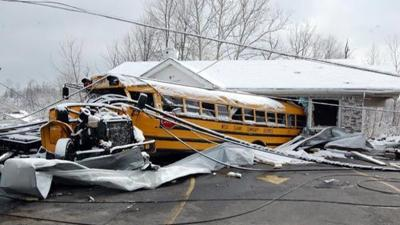 IMAGES | Survivors recall deadly tornado outbreak in southern Indiana on March 2, 2012