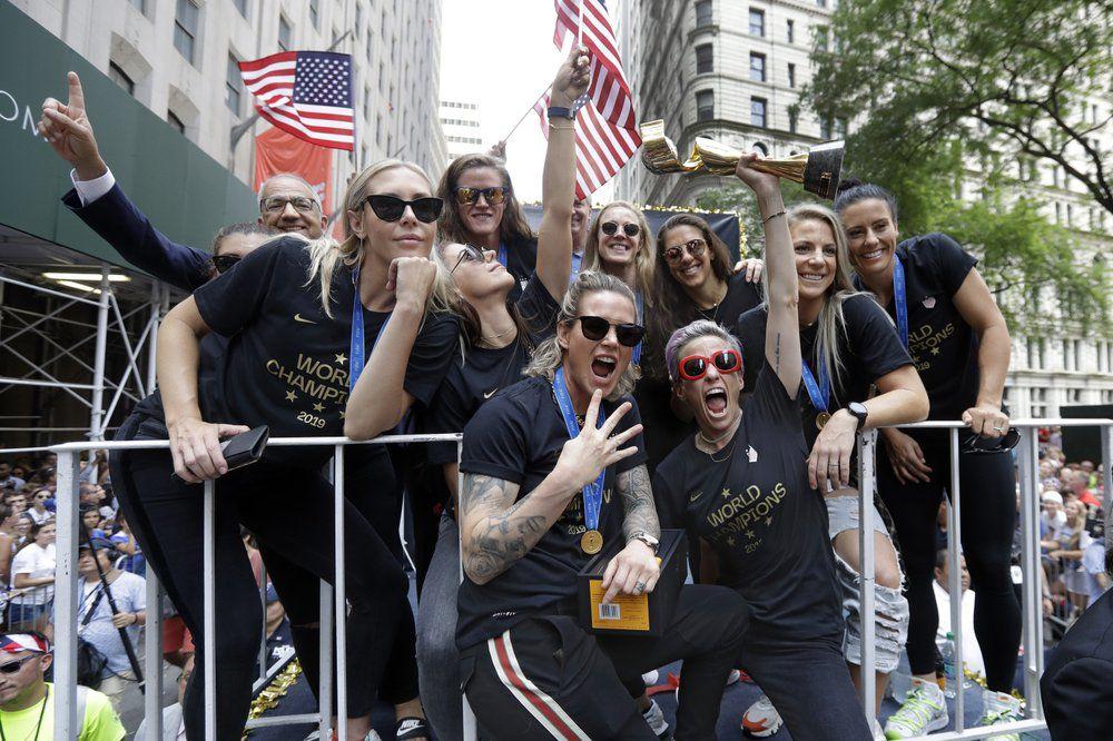NYC TICKER TAPE - WOMEN'S SOCCER - AP - 7-10-19 6.jpeg