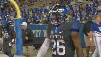 Benny Snell to NFL draft
