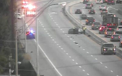 Fatal Crash on I-65S
