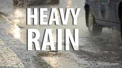 RAIN UPDATE: More Rain Tonight & Tomorrow, Some Heavy At Times...