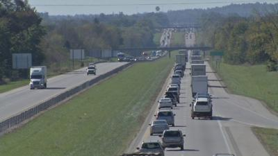 Widening of I-65 south of Elizabethtown expected to ease road rage