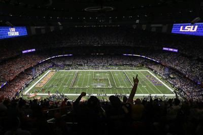 NCAA College Football Playoff national championship 2020