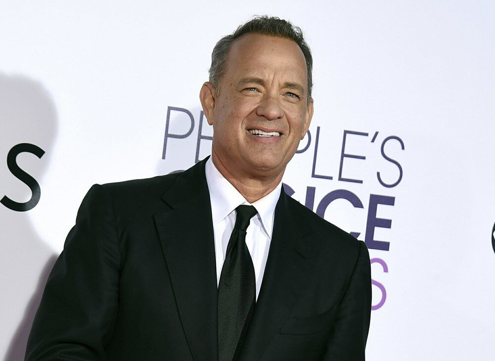 Tom Hanks at People's Choice Awards