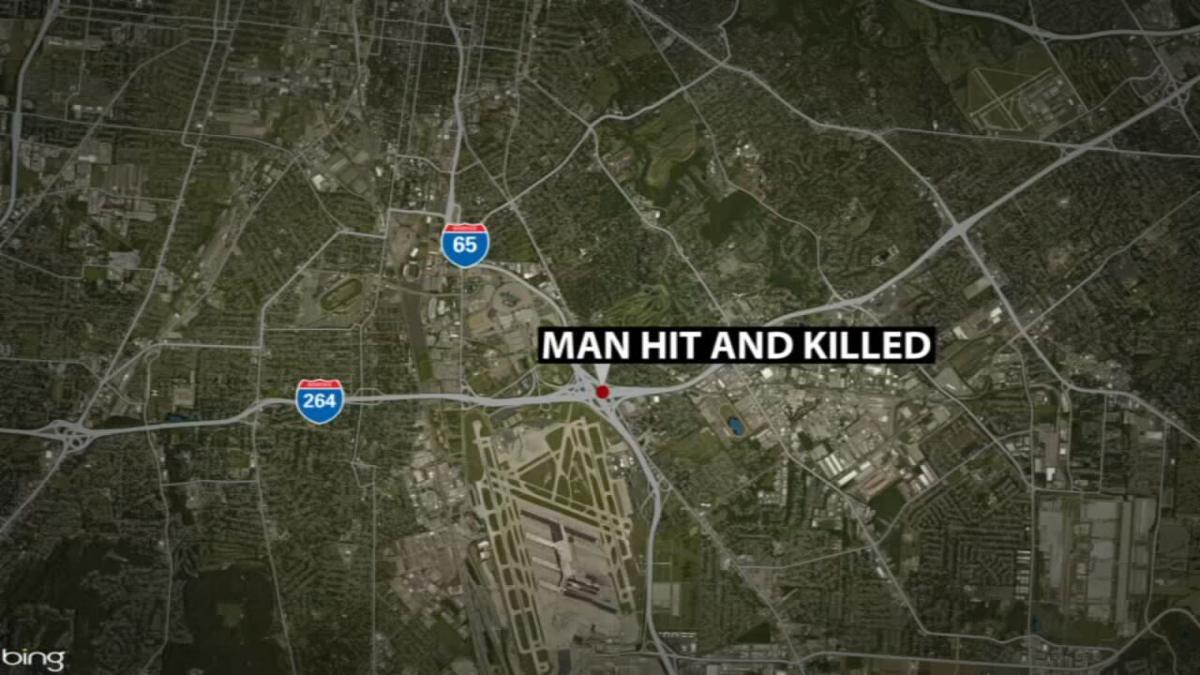 Pedestrian Killed on 7-15-20 Map