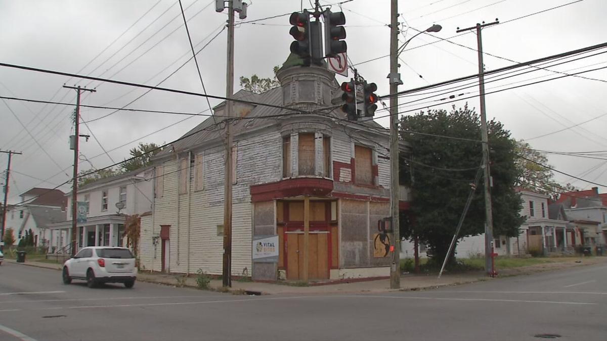 Former site of The Hertel Pharmacy (aka the Schweitzer Pharmacy)