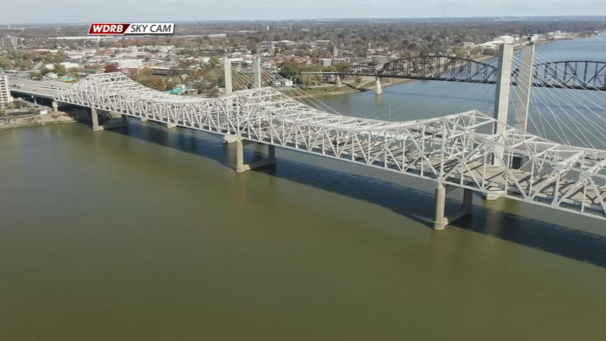 Kennedy Bridge Drone
