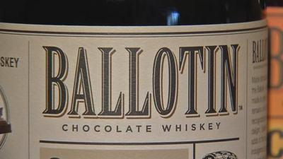Mix up some delicious drinks using Ballotin Chocolate Whiskey