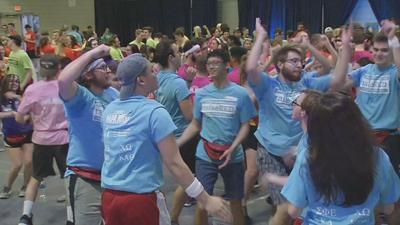Raise Red Dance Marathon File