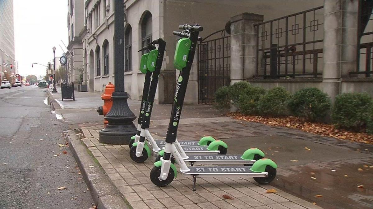 San Francisco-based Lime sets up scooter business in Louisville