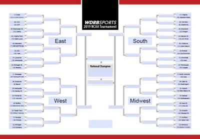 Printable Bracket Make Your Ncaa Tournament Picks Here News