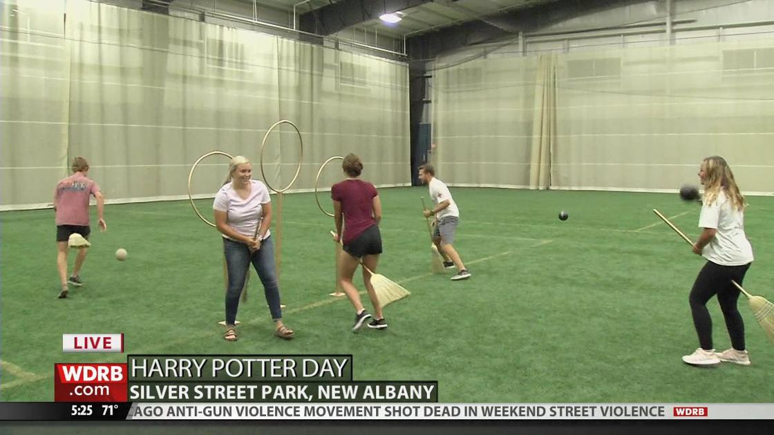 Learn to play quidditch tonight in New Albany | Keith Kaiser