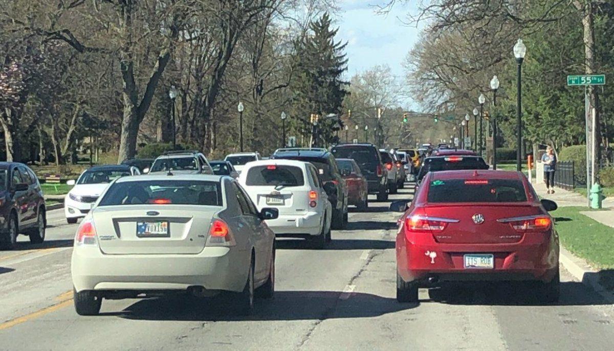 Indiana traffic (generic)