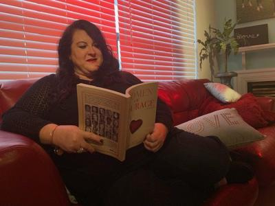 Louisville woman's story on 'embracing loneliness' featured in new book