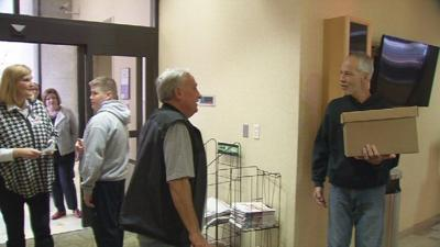 Brothers continue 4-year tradition of giving turkeys to cancer patients