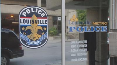 LMPD HEADQUARTERS