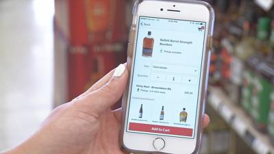 Louisville liquor store to start delivery service using smartphone app