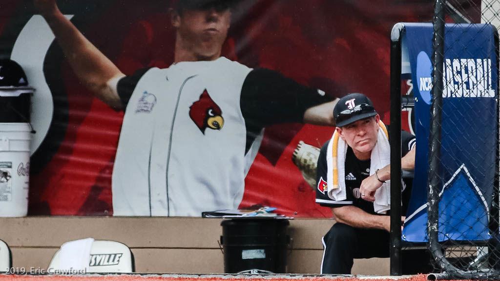 Louisville baseball Dan McDonnell