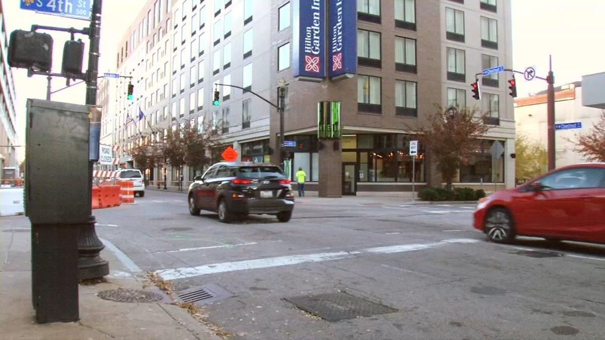 Downtown Louisville road paving pushed back further by new Public Works project
