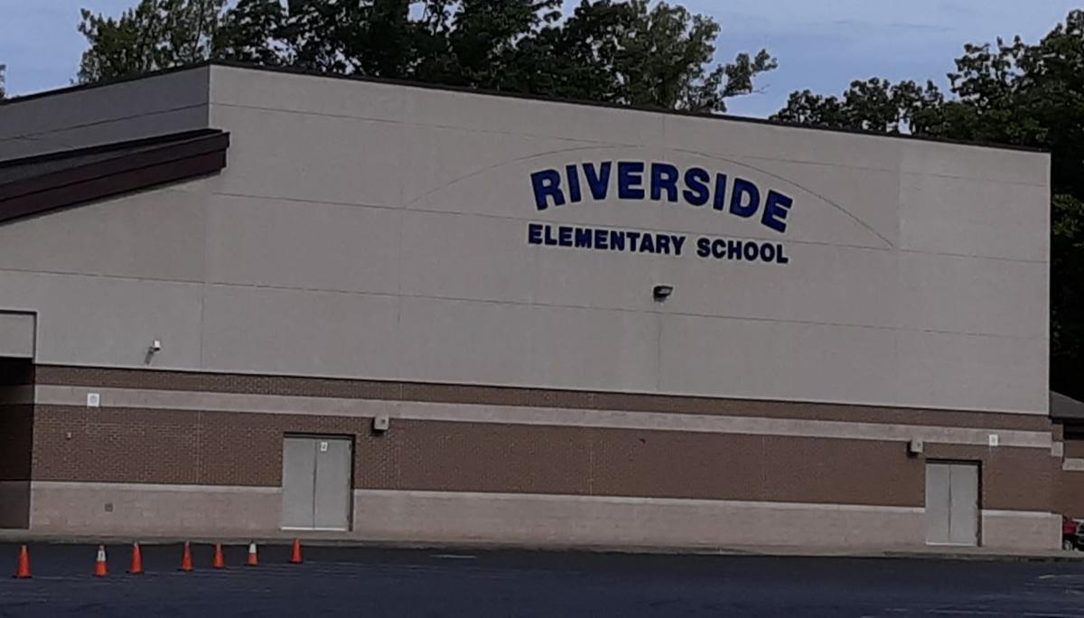 Riverside Elementary Sign