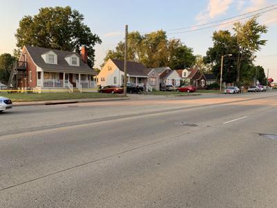 Hikes Lane Shooting Scene