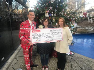 Jude's Jingle Tree Donation