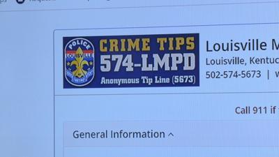 LMPD Crime Portal