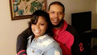 Kenneth Walker and Breonna Taylor