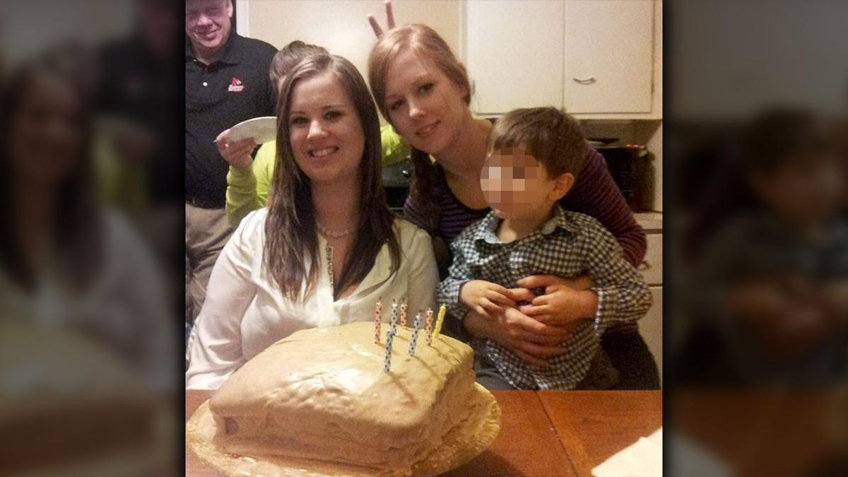 Andrea Knabel at birthday party